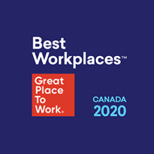 VueReal Inc. recognized as a Best Workplace™